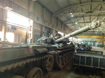Львівський бронетанковий шукає хлопців із бойовим гартом і золотими руками