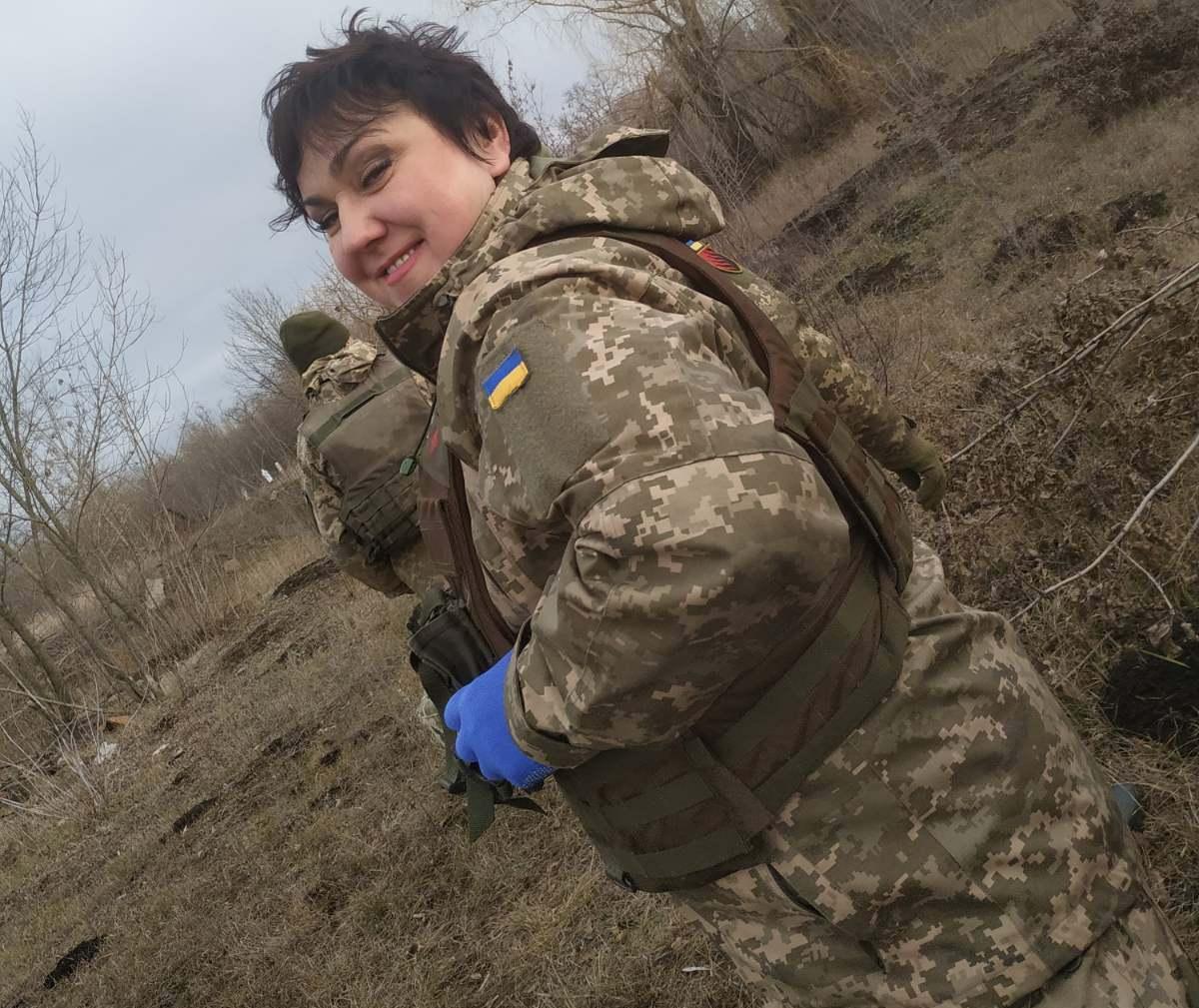 Фіналістка всеукраїнських талант-шоу вже чотири роки на війні…