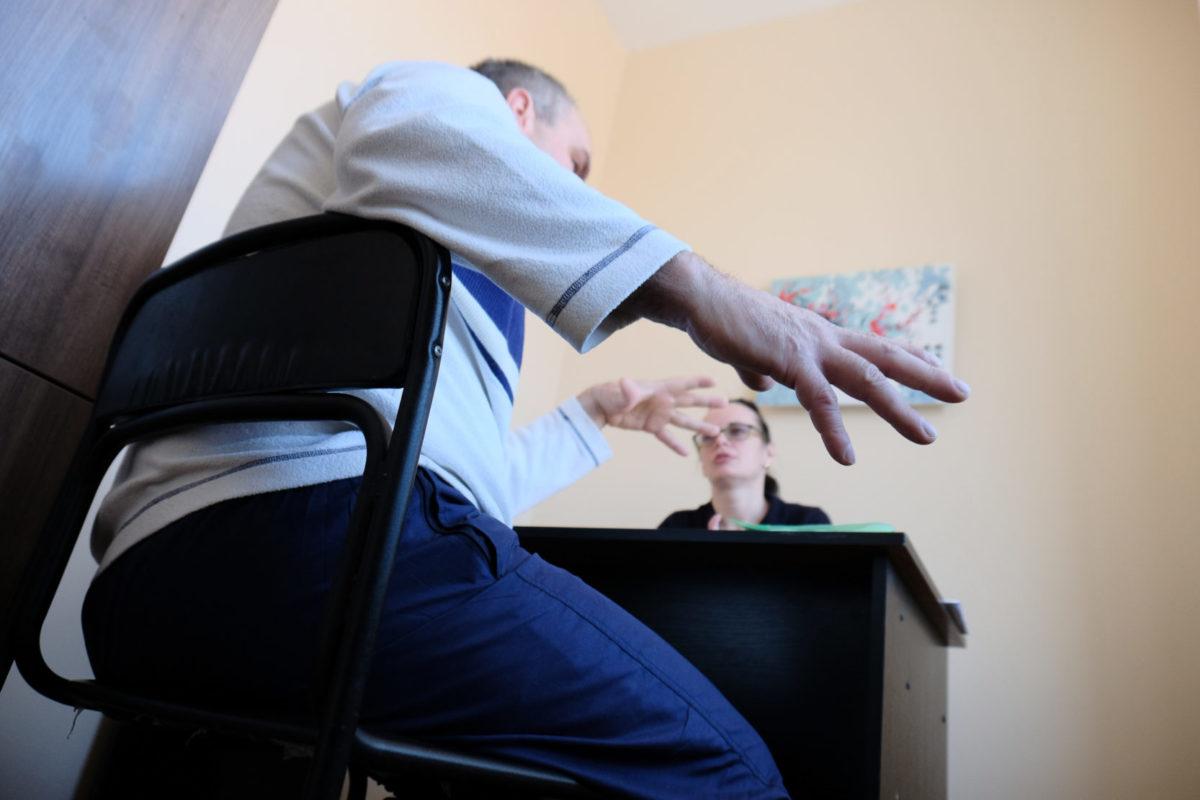 «Ми діагностували психотравми майже в кожного четвертого пацієнта» – практичний психолог Дніпровського медичного центру реабілітації учасників АТО