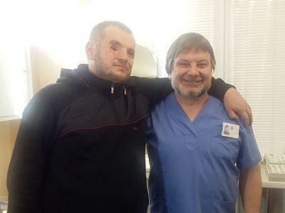 Очні протези встановили п'ятьом пораненим ветеранам АТО