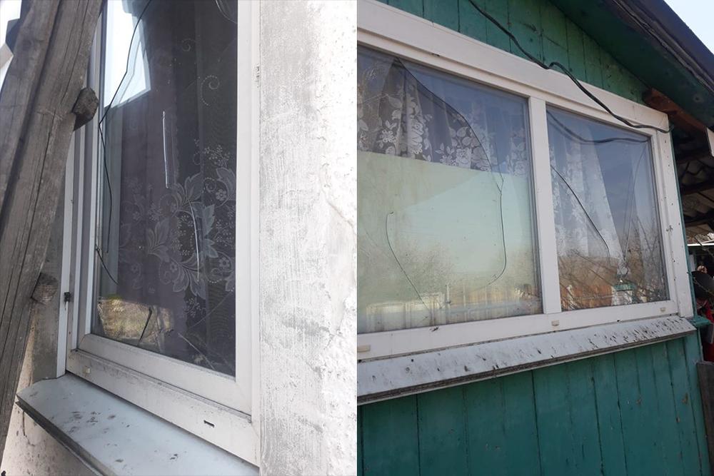 Збройні формування РФ обстріляли околиці населеного пункту Хутір Вільний
