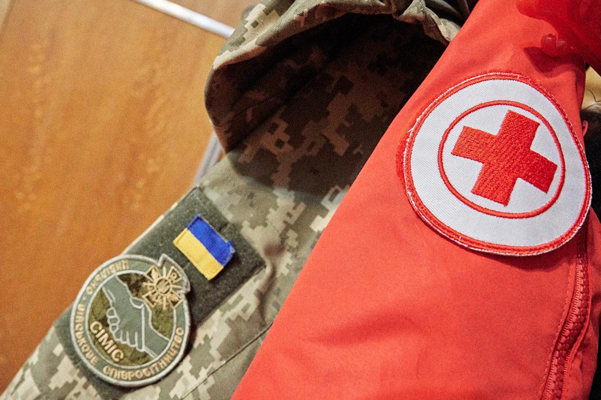 Червоний Хрест і Збройні Сили України об'єднали зусилля у боротьбі з COVID-19