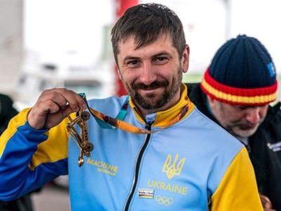 Рік тому ветеран АТО Микола Левкун тільки вчився ходити напротезах, анещодавно Міжнародна федерація бобслею назвала його «Відкриттям року»