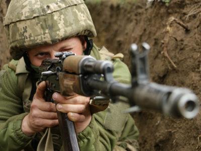 Піхота попереду всіх…