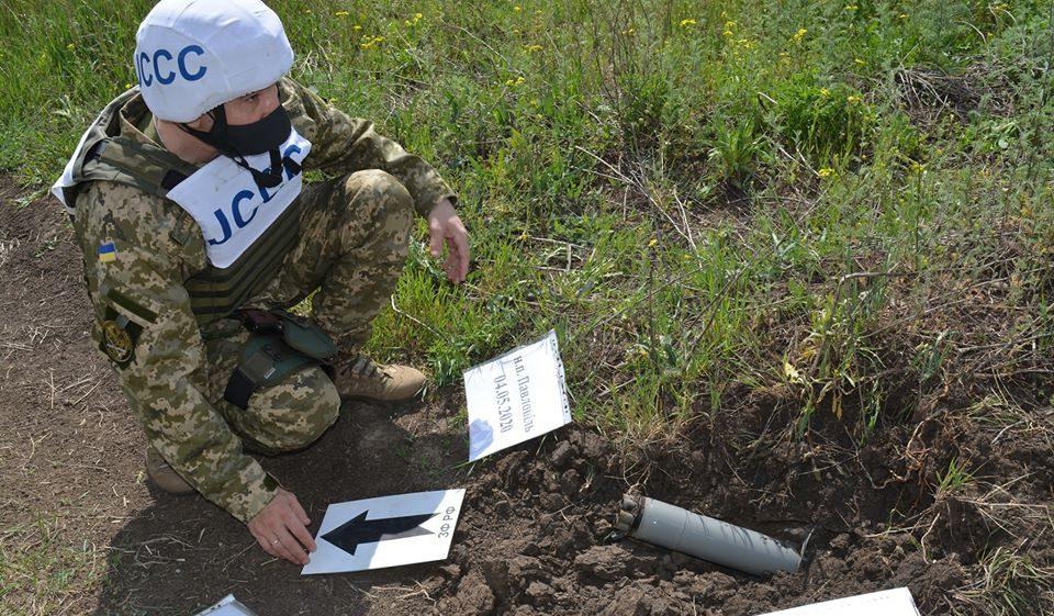 Окупанти запустили по околицях Павлополя некеровану авіаційну ракету