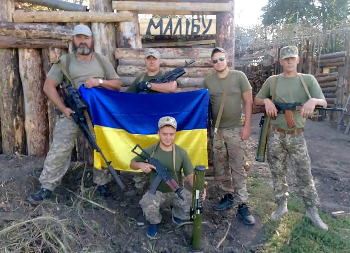 Батько та син Кучери воювали в одному батальйоні