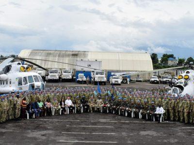 Привітання Головнокомандувача Збройних Сил України з нагоди Міжнародного дня миротворців ООН