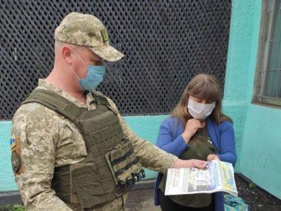Військовослужбовці продовжують надавати підтримку цивільному населенню в районі ООС
