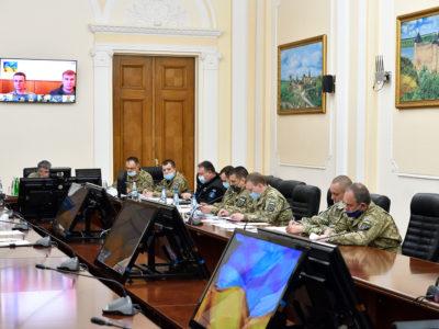 Рада резервістів підтримала внесення змін до законодавства з питань проходження військової служби в резерві