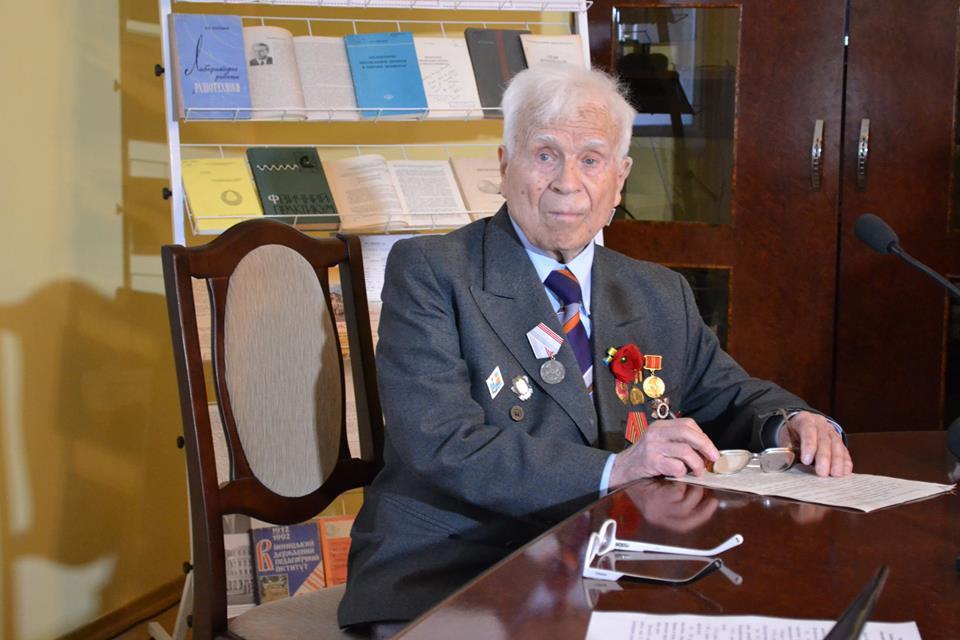 Ветеран Другої світової війни Василь Носолюк розповів про службу в артилерійських військах та хитрість у бою