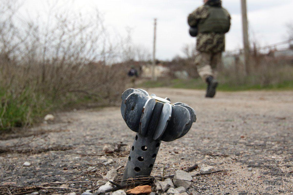 Окупаційні війська приховано доставляють на вогневі позиції боєприпаси забороненого калібру – ГУР