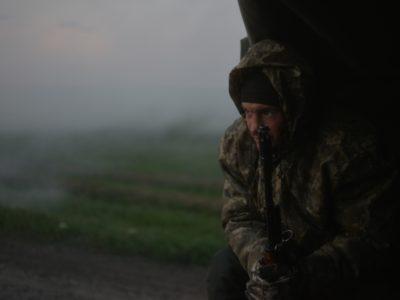 «Світ навколо тебе» очима українських бійців