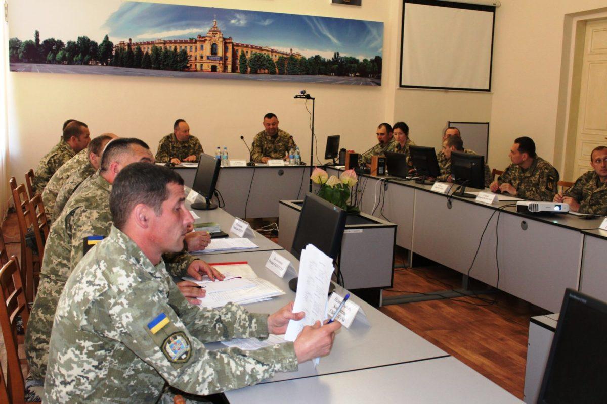 Експерти НАТО відвідали Військову академію в Одесі