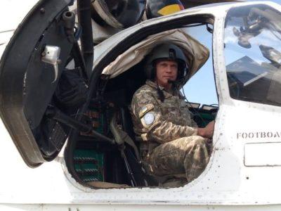 «У 2014-му повернулися з Конго, де було дуже неспокійно. Тому до бойових дій на Донбасі льотчики були готові» – миротворець Сергій Карп'як