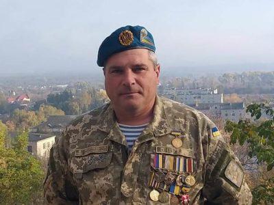 Валерія Чепурного не зламали навіть пекло Іловайська та Дебальцевого