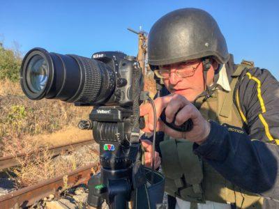 Журналіст, сценарист, режисер, офіцер-артилерист