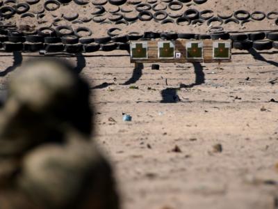 250 очок за 2 хвилини бою: у «Десні» запустили пілотний проєкт із навчання інструкторів з вогневої підготовки за стандартами НАТО