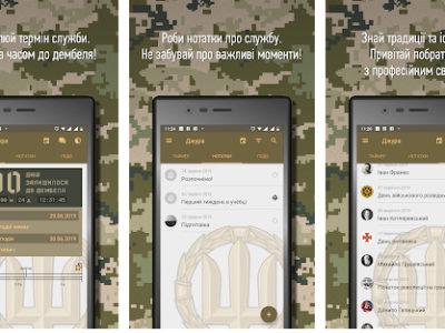 Мобільний додаток для військових «Джура» поповнився топографією та умовними тактичними знаками НАТО