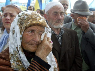 Близько 50 тисяч осіб змушені були покинути анексований Крим – Офіс  Генерального прокурора