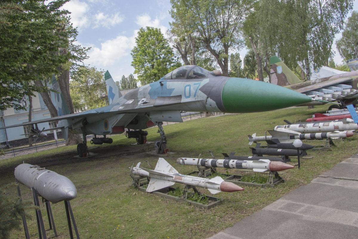 За п'ятнадцять років експозицію Музею Повітряних Сил Збройних Сил побачило понад 150 тисяч відвідувачів