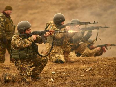 У червні – липні 2020 року призвуть на військову службу 500 офіцерів запасу