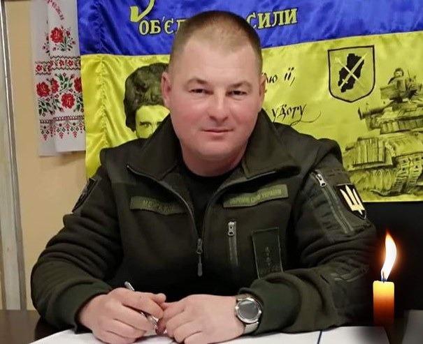 Полковника Юрія Межакова нагороджено орденом Богдана Хмельницького ІІ ступеня, на превеликий жаль, посмертно…