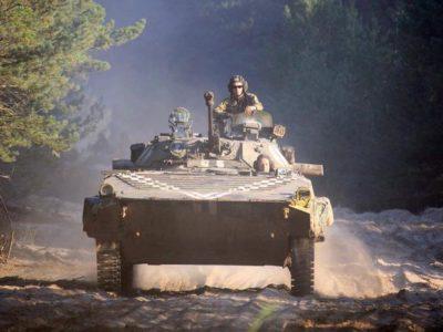 Привітання Головнокомандувача Збройних Сил України з Днем піхоти