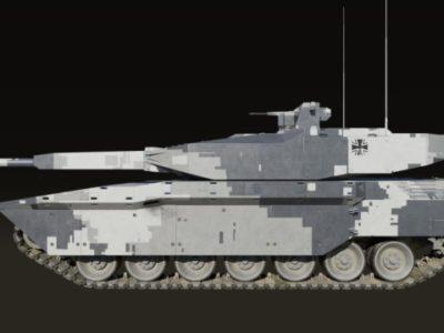 Франція і Німеччина підписали угоду про розробку бойового танка майбутнього