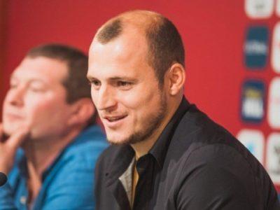 Українського футболіста Романа Зозулю нагородили медаллю ООС «За звитягу та вірність»