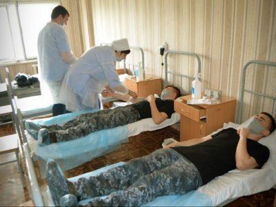 «Здай кров – врятуй життя»: курсанти ВМС ЗС України долучились до акції зі здачі крові