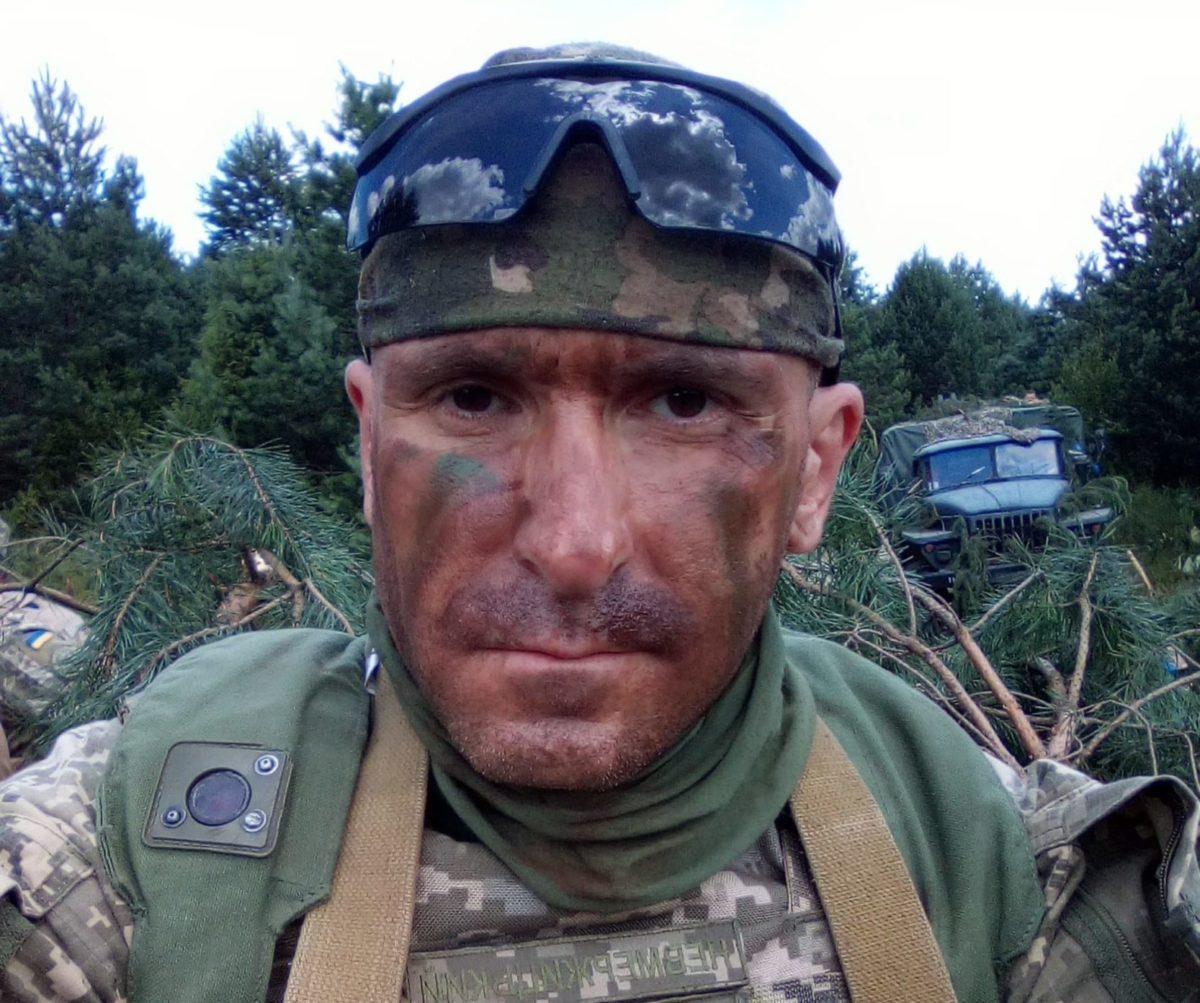 Чому бізнесмен пішов до війська рядовим у десант