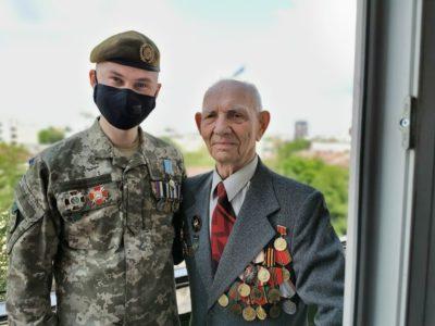 «Згадуйте ветеранів Другої світової не тільки на свята. Вони дуже потребують уваги!»