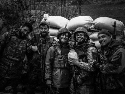 «Точка нуль»: українські військові створили серіал про Донбас