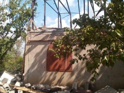 Російські окупанти обстріляли Кам'янку