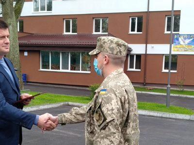 В столиці України житло отримала ще 31 родина воїнів-розвідників
