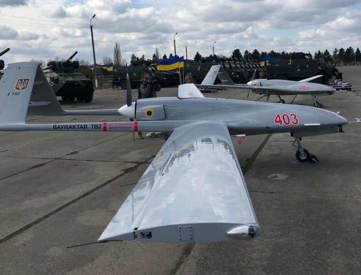 AKINCi: ударний турецький безпілотник з українськими двигунами