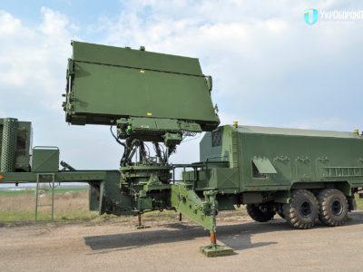 В Україні виготовили новітню радіолокаційну станцію