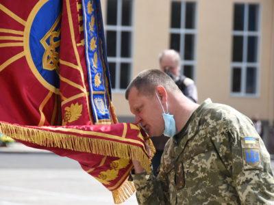 У механізованій бригаді імені кошового отамана Івана Сірка – новий командир