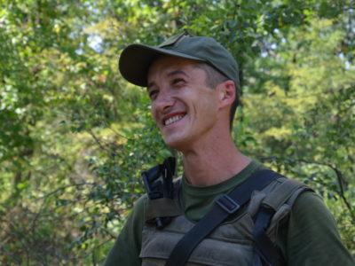 Колишній учитель став на війні одним з найкращих бойових офіцерів бригади