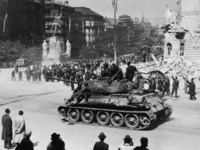 Празька операція: війська Українських фронтів завершили війну в Європі