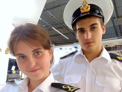 Подружжя Орловських йде до війська