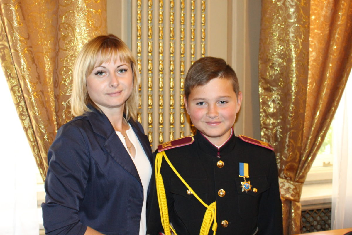 Історія двох нагород ліцеїста Ярослава Лупаїна