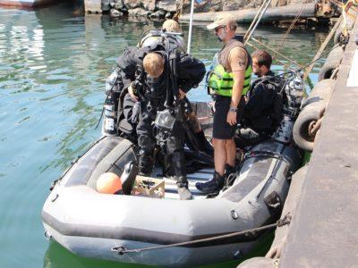 ВМС України оснастять надувними човнами типу BRIG