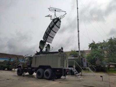 «Укроборонпром» успішно випробував комплекс радіотехнічної розвідки «Кольчуга-КЕ»