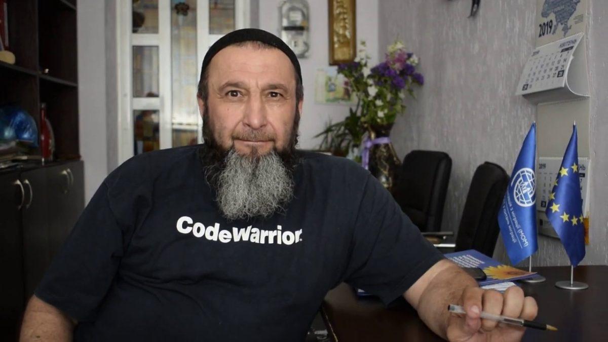 Іса Акаєв, командир добровольчого батальйону «Крим»: «Понад тисяча кримчан стали на захист України»