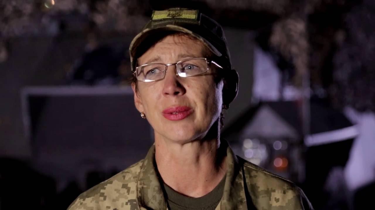 Рівняння на маму: після загибелі сина на фронті Людмила Менюк пішла служити в його підрозділ