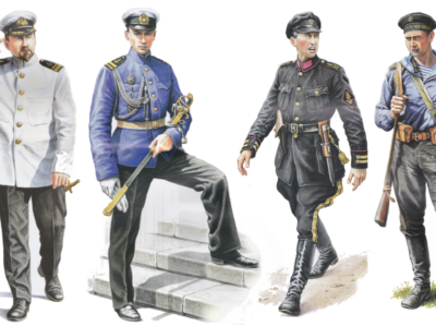 Коли і як була сформована перша бригада морської піхоти Української Держави
