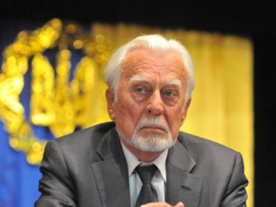 Сьогодні народився Роман Іваничук – автор 20 романів, що заповнюють білі плями української історії