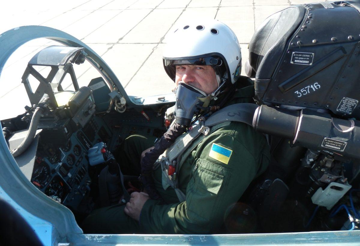 «Я катапультувався за кілька секунд до зіткнення літака із землею…»