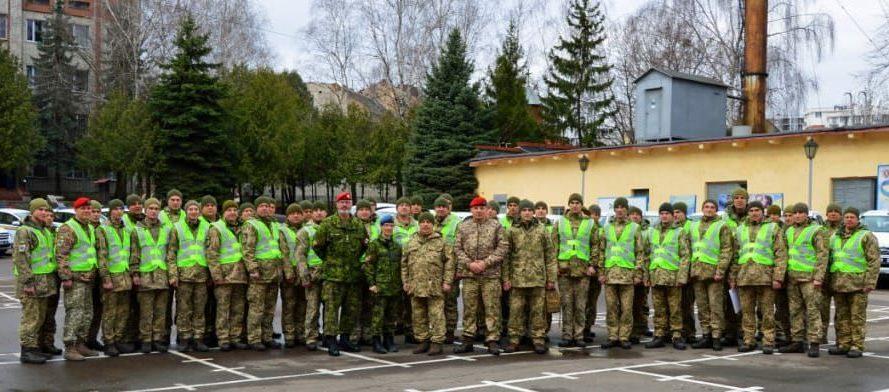 Півтори тисячі військових правоохоронців підготували за стандартами НАТО